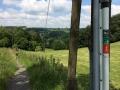 Wanderung Wald Wasser Wolle Weg Radevormwald 2014 Nr.41
