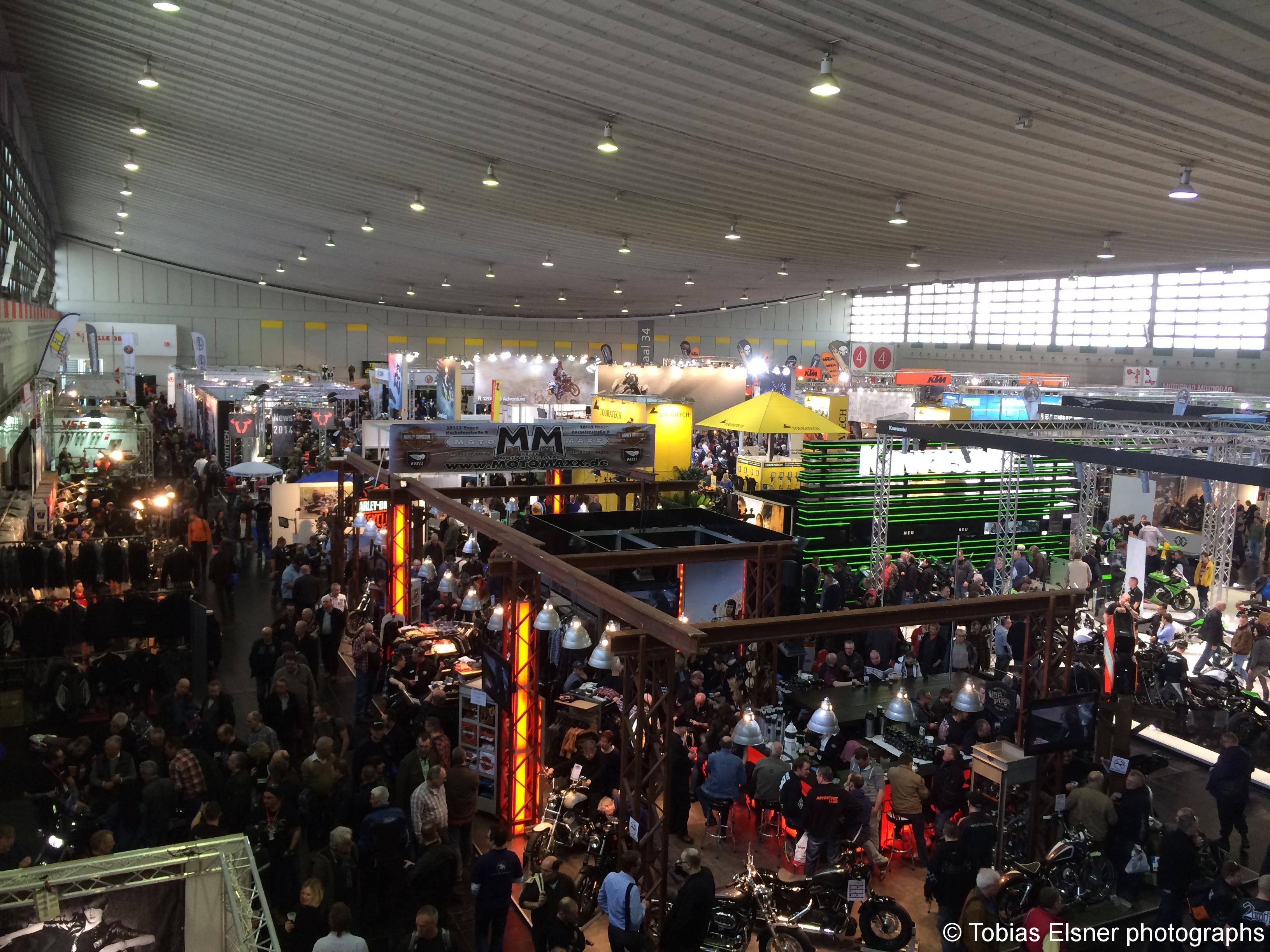 Zweiradmesse Dortmund 2014 Nr.31
